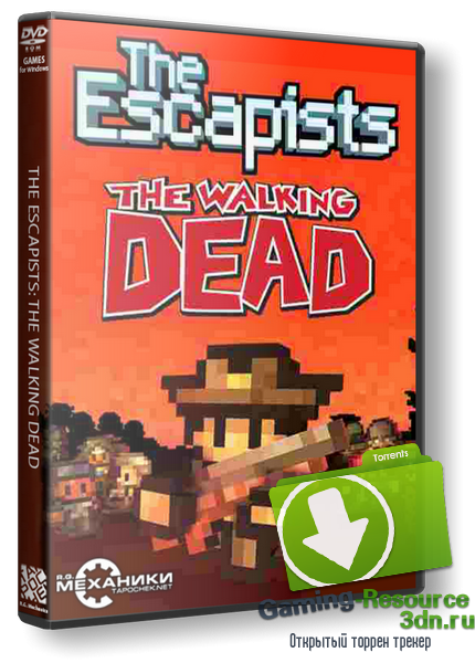 The Escapists: The Walking Dead (2015) PC | RePack от R.G. Механики