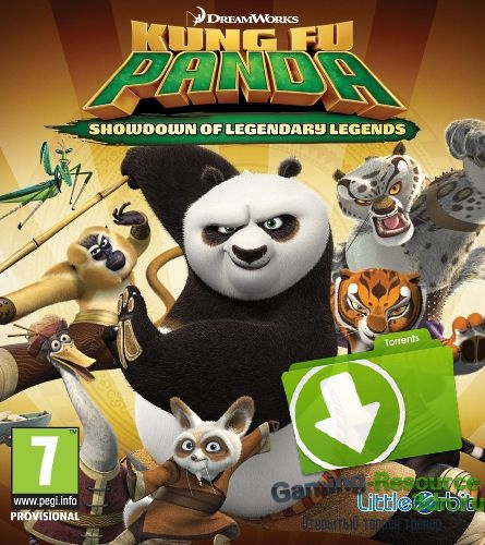 Kung Fu Panda Showdown of Legendary Legends (2016/PC/Lic/Eng)