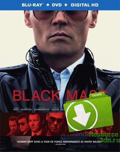 Черная месса / Black Mass (2015) WEB-DLRip-AVC