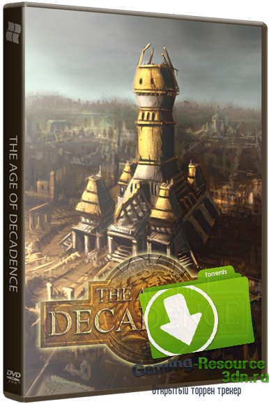 The Age of Decadence [v 1.1.0.0018] (2015) PC | Лицензия