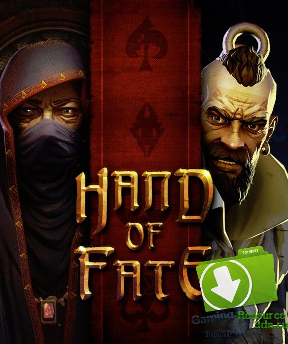 Hand Of Fate (ENG / RUS) [Repack] от R.G. Механики