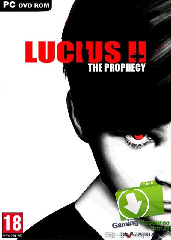 Lucius II: The Prophecy (ENG / RUS) [Repack] от R.G. Механики