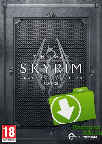 The Elder Scrolls 5: Skyrim [SLMP-GR 1.0a]