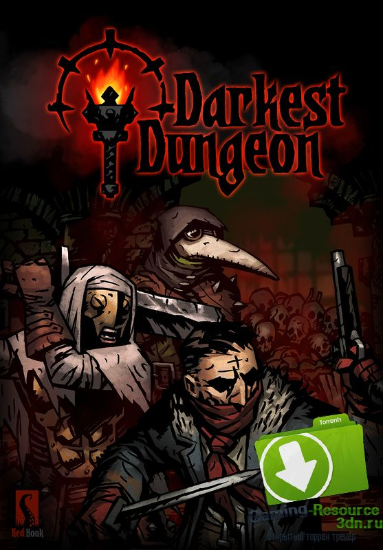Darkest Dungeon [GOG][Update 1] (2016) PC Лицензия