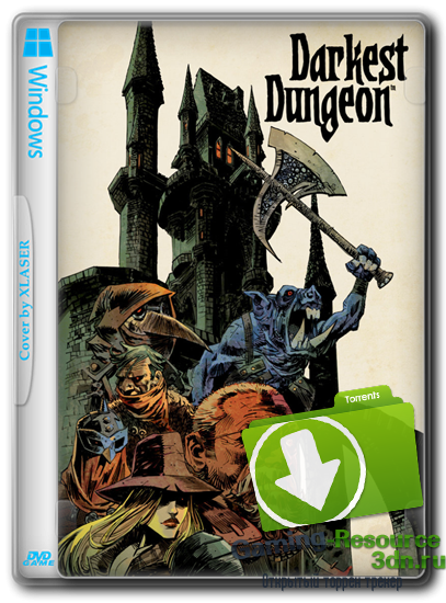 Darkest Dungeon [Update 1] (2016) PC | RePack от XLASER