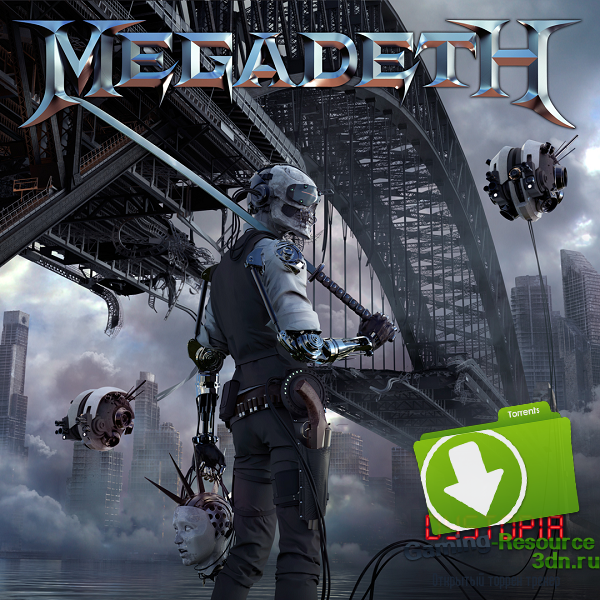 Megadeth - Dystopia (2016) MP3