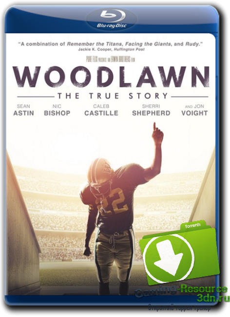 Вудлон / Woodlawn (2015) BDRip
