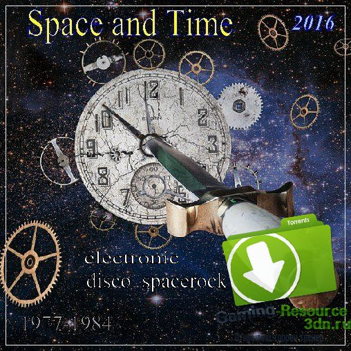 VA - Space And Time (2016) mp3