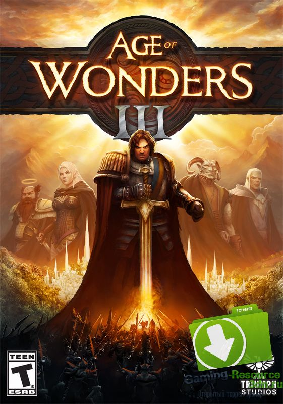 Age Of Wonders III: Deluxe Edition (ENG / RUS) [Repack] от R.G. Механики