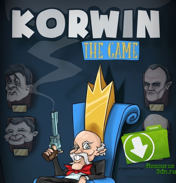 Korwin The Game (ENG) (2015)