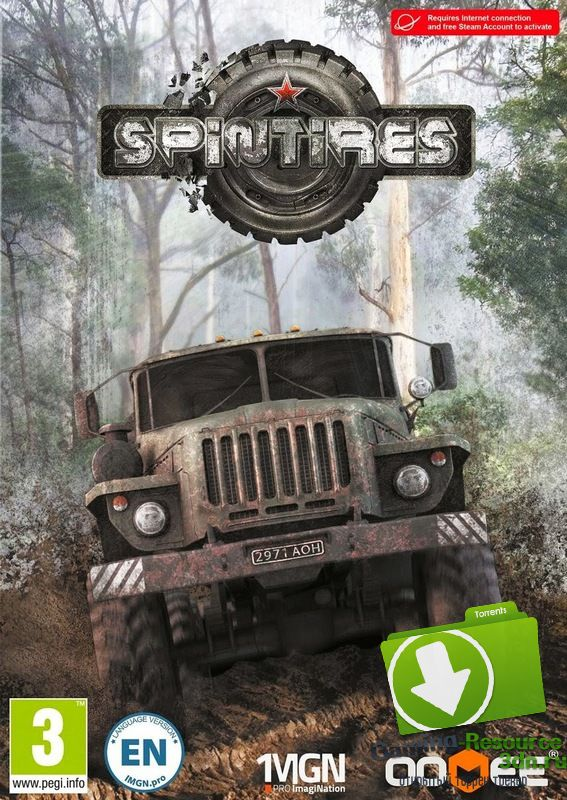 Spintires (RUS / ENG) [Repack] от R.G. Механики