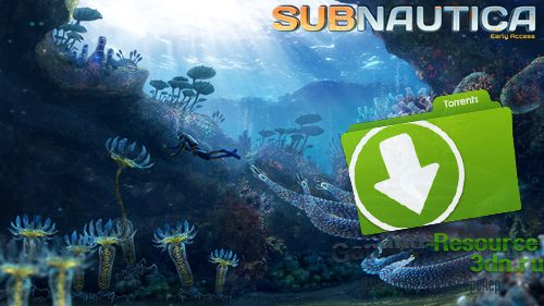 Subnautica Early Access (build 3741)