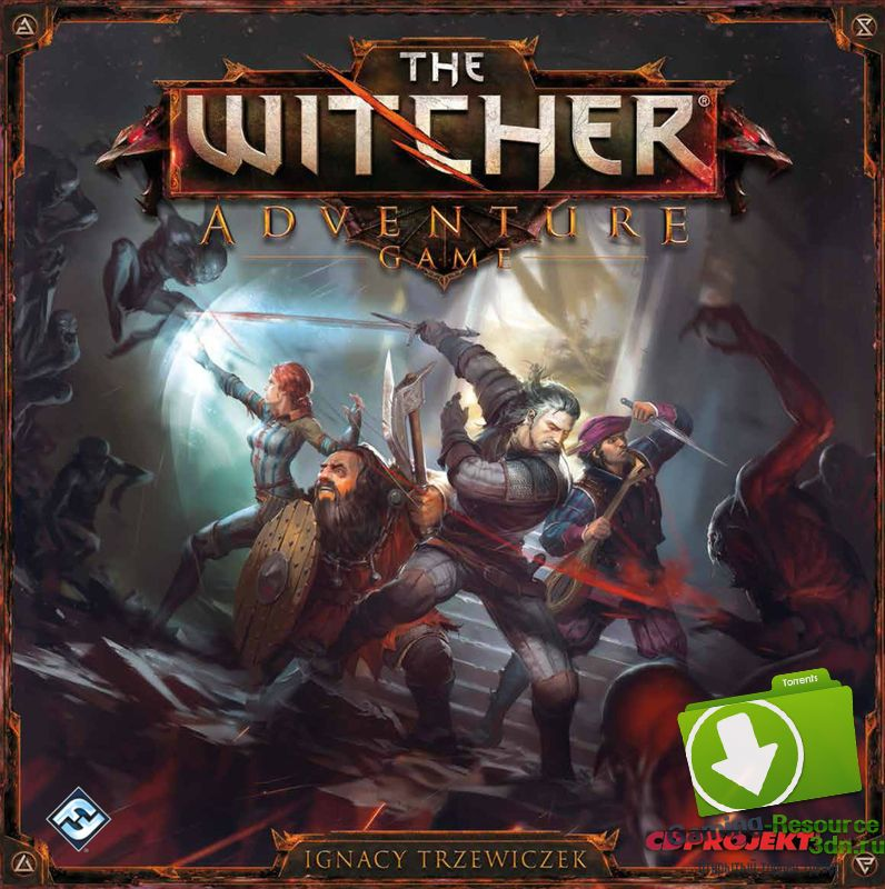 The Witcher Adventure Game (RUS / ENG) [Repack] от R.G. Механики