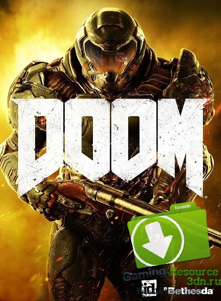 DOOM (Bethesda Softworks) Closed Alpha [ENG] (2016) - Lordw007