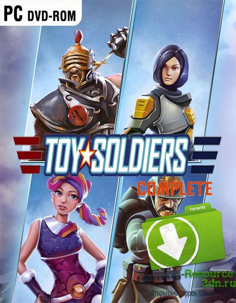 Toy Soldiers: Complete (Signal Studios) (ENG) [L] - CODEX