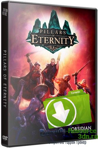 Pillars of Eternity: Royal Edition [v 3.00.967] (2015) PC  Steam-Rip от Let'sPlay