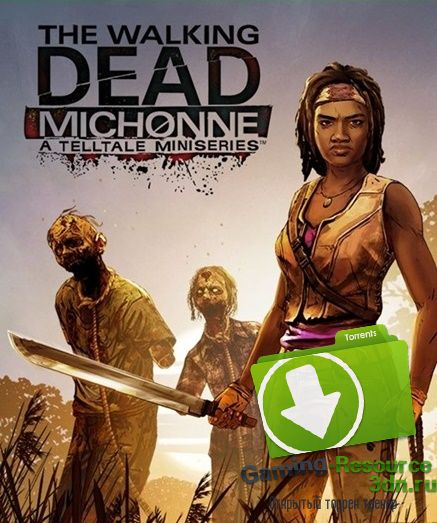 The Walking Dead: Michonne Episode 1 (Telltale Games) 2016 (RUS/ENG/MULTi7) от GOG