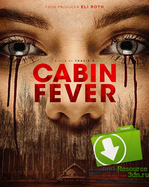 Лихорадка / Cabin Fever (2016) WEB-DLRip