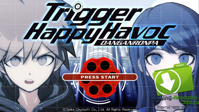 "Danganronpa: Trigger Happy Havoc ""Limited Edition"" [ENG/JAP] (2016)"