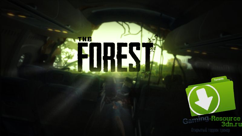 The Forest (v0.33b) [ENG/RUS]