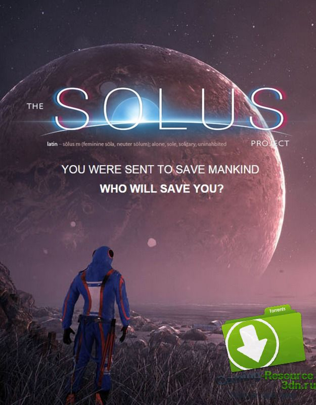 THE SOLUS PROJECT (2016/early access)