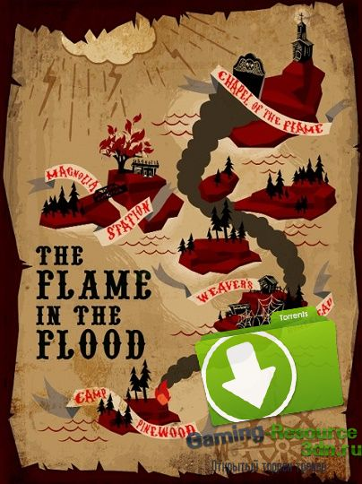 The Flame in the Flood (The Molasses Flood) 2016 (RUS/ENG/MULTi6) [L] - GOG