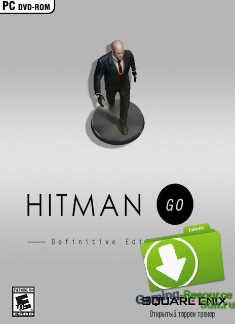 Hitman GO: Definitive Edition 2016