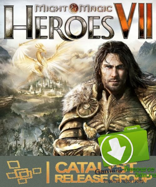 Might and Magic Heroes VII: Deluxe Edition (v.1.70) PC | RePack от R.G. Catalyst