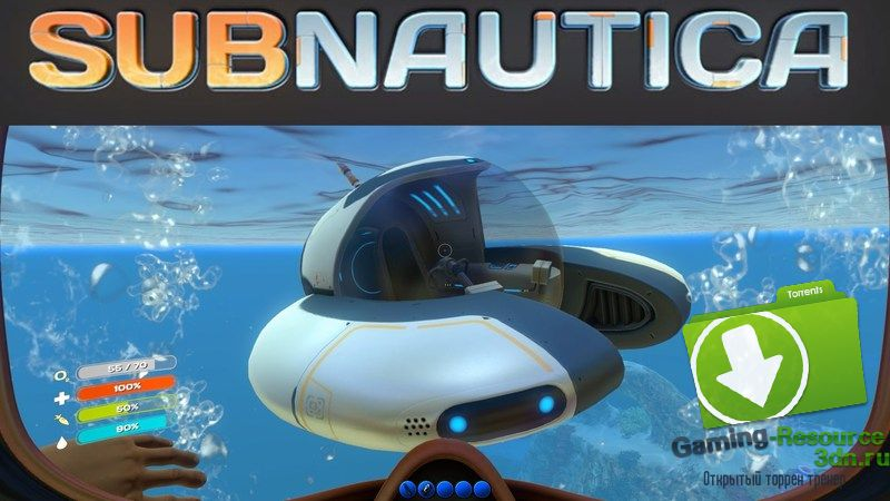Subnautica v3916 [Steam Early Access]
