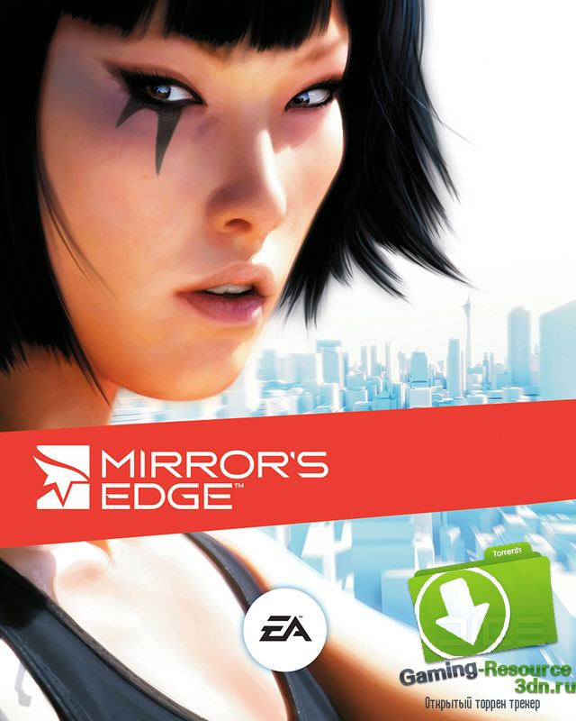 Mirror's Edge (Electronic Arts) (ENG/RUS/Multi6) (L)