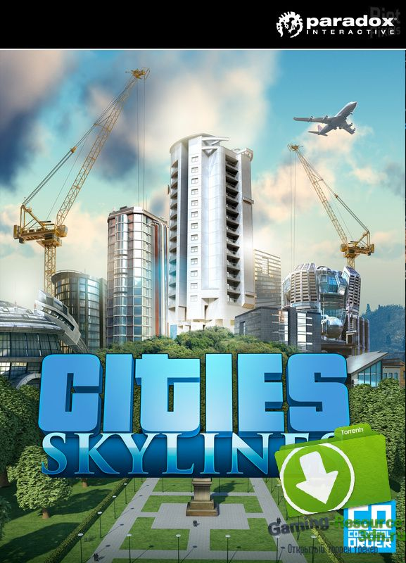 Cities: Skylines (RUS / ENG) [Repack] от R.G. Механики