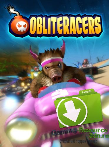 Obliteracers (2016) (RUS|ENG|Multi6) [L] CODEX