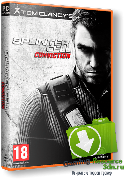 Tom Clancy`s Splinter Cell: Conviction (2010) PC | Steam-Rip by R.G. Игроманы