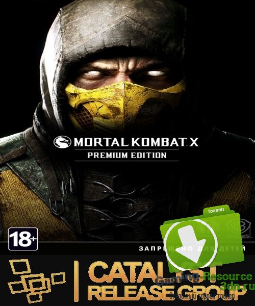 Mortal Kombat X - Complete Collection PC | RePack от R.G. Catalyst