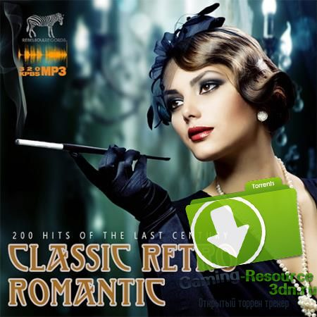 VA - Classic Retro Romantic (2016) MP3