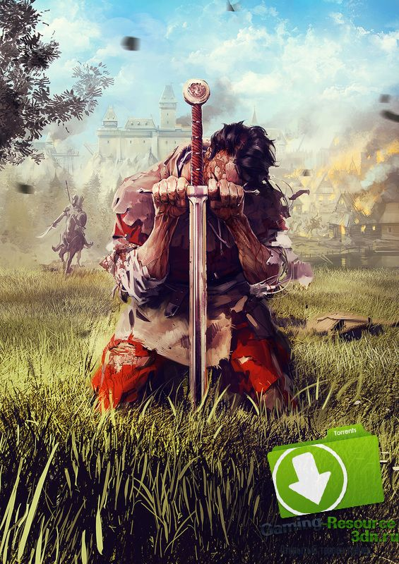 Kingdom Come Deliverance (2016)[v8.1][ENG][L-|Early Access] by CODEX