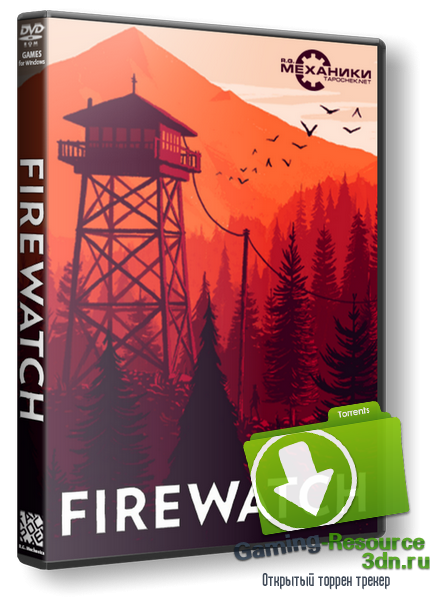Firewatch [Update 9] (2016) PC | RePack от R.G. Механики