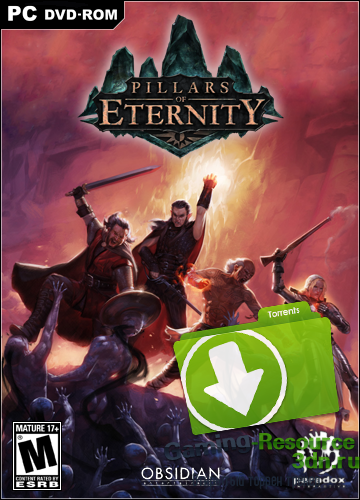 Pillars of Eternity: Royal Edition [v 3.01.977] (2015) PC | RePack от R.G. Catalyst