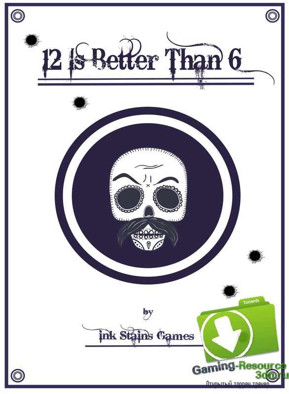 12 Is Better Than 6 (RUS/ ENG ) [Repack] от R.G. Catalyst