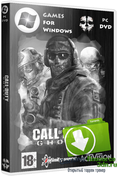 Call of Duty: Ghosts - Ghosts Deluxe Edition [Update 20] (2013) PC | Rip от xatab