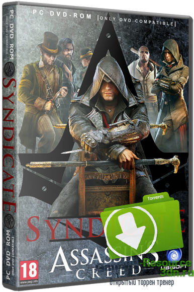 Assassin's Creed: Syndicate - Gold Edition [Update 4] (2015) PC | RePack от R.G. Catalyst