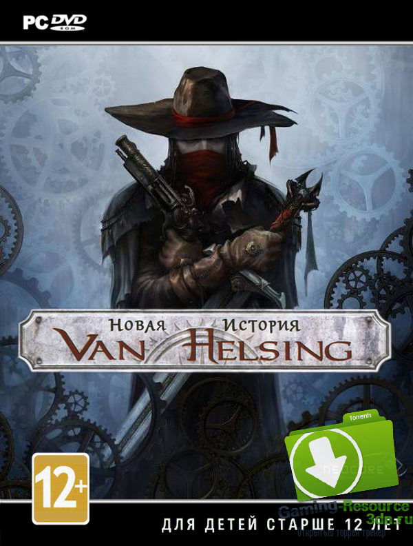 Van Helsing. Новая история / The Incredible Adventures of Van Helsing (2013) [RUS/ENG] - Let'sРlay