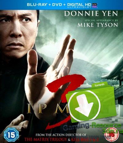 Ип Ман 3D / Yip Man 3 / (2015) BDRip