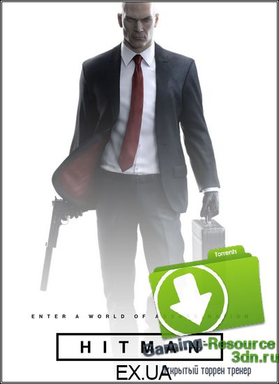 HITMAN™ 2016 (RUS/ENG/MULTi) [L|Steam-Rip]