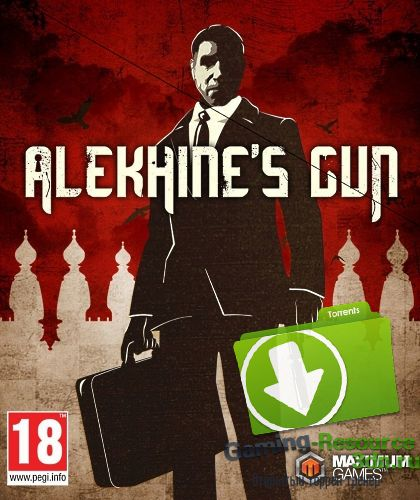 Смерть Шпионам 3 \ Alekhine's Gun (Maximum Games) (RUS/ENG/MULTi7) [L] - CODEX