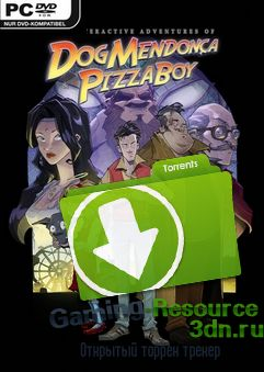 The Interactive Adventures of Dog Mendonça (Mendonca) & Pizzaboy [L] [GOG] [RUS / ENG / MULTI6] (2016) (1.0.3)