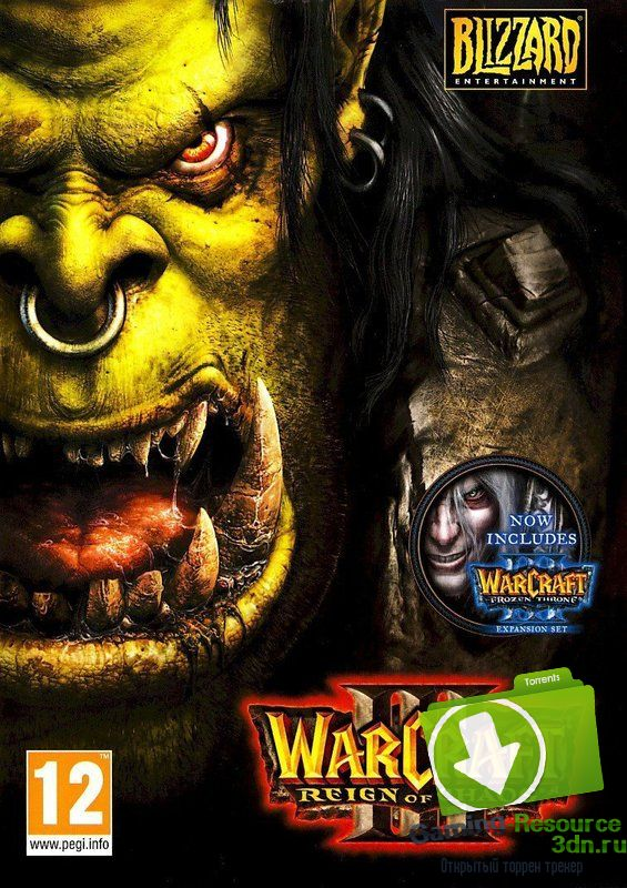 Warcraft III Expansion Set [DL] RU/EN [L]