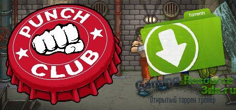Punch Club Deluxe Edition v1.12 + The Dark Fist DLC