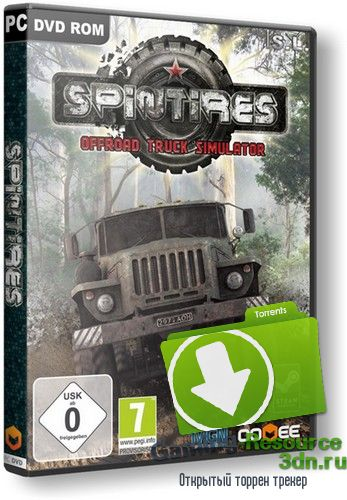 Spintires [Build 03.03.16] (2014) PC | RePack