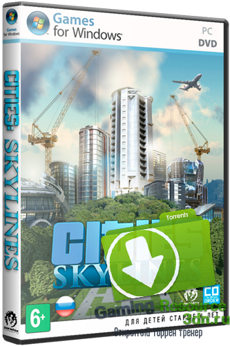 Cities: Skylines - Deluxe Edition [v 1.4.0 + 5 DLC] (2015) PC | RePack от =nemos=
